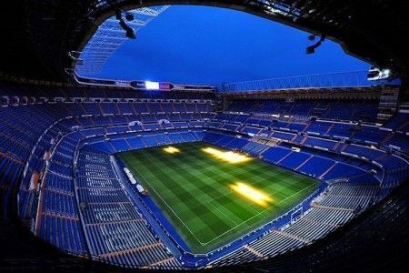 Entrada REAL DE MADRID vs GETAFE