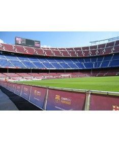 Camp Nou Tour Experience and Museum FC Barcelona